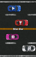 Screenshot of Star Race Car