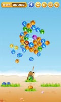 Screenshot of Jewels Bubble Buster