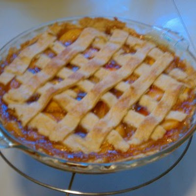 Alice's Peach Pie
