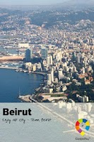 Screenshot of Beirut City Guide