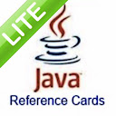 Java Quick Reference Cards mobile app icon