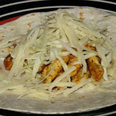 Healthy Soft Chicken Tacos