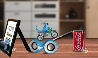 Screenshot of Parrot Moto