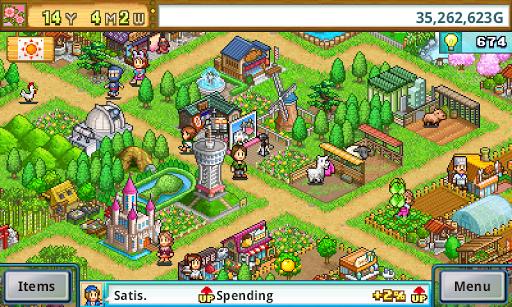 Pocket Harvest - screenshot