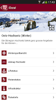 Screenshot of iÖtztal, Sölden, Obergurgl-Hoc