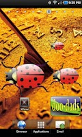 Screenshot of Lady Bug doo-dad