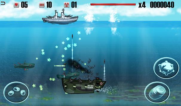 подводные лодки сити играть