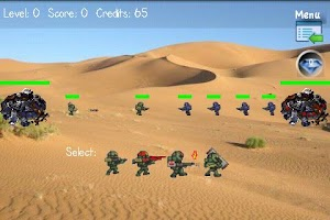 Screenshot of Elite Force