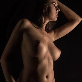 Low Key Nikolart by Tatjana GR0B - Nudes & Boudoir Artistic Nude