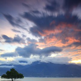 by Tino Supit - Landscapes Cloud Formations