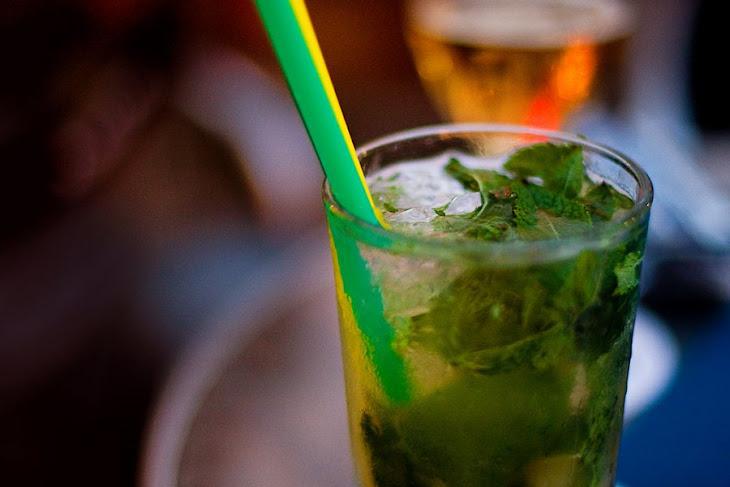 Cognac Julep Cocktail Recipe | Yummly