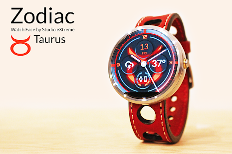 Zodiac Watch for Android Wear- screenshot thumbnail