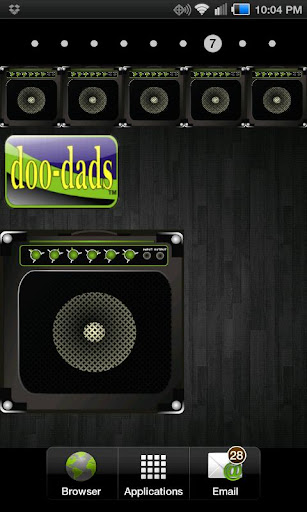 Guitar Amp doo-dad