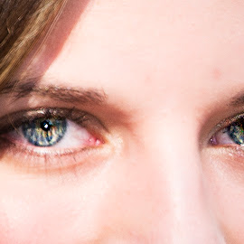 those.eyes by Clare Parsons - People Body Parts ( girl, montana, woman, bozeman, youth, beauty, hyalite, portrait, clareparsonsphoto, kennedy )