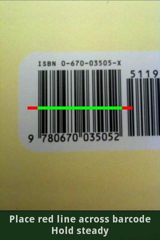 pic2shop Barcode QR Scanner