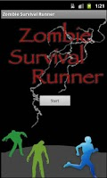 Screenshot of Zombie Survival Runner