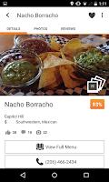 Screenshot of Urbanspoon Restaurant Reviews