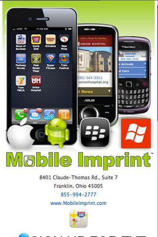 Mobile Imprint