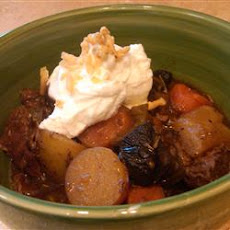 Beef Stew with Ale