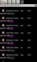 Screenshot of CHECKERS ONLINE (free)