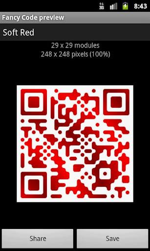 Fancy QR Code