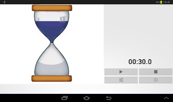 Screenshot of Hourglass