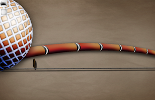 Screenshot of Berimbau de Capoeira