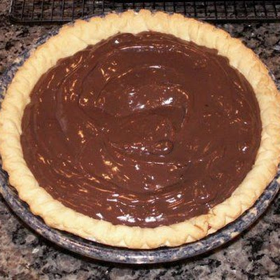 Mom's Chocolate Pie