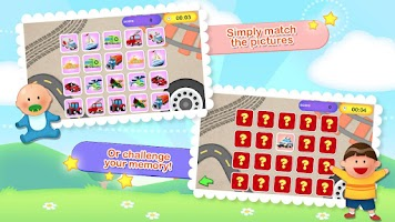 Screenshot of Awesome Memory Game for Kids