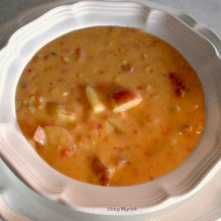 Creamy Tomato Potato Soup - Slow Cooker Recipe | Yummly