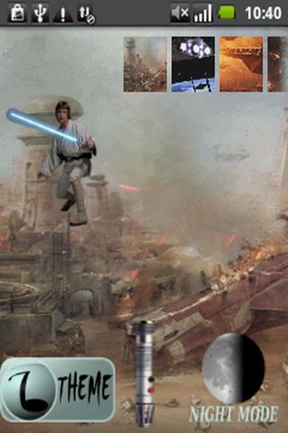 LightSaber StarWars battle
