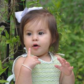 I'm Sure by Donna Cole - Babies & Children Child Portraits ( drcole705@yahoo.com, olivia_cole93@gmail.com )