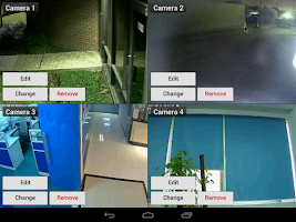 Screenshot of Viewer for EasyN IP cameras