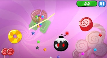 Screenshot of Candy Ninja