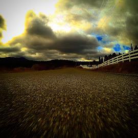Fall on a Sunday  by Joe Thola - Instagram & Mobile Instagram ( #gopro #goprohero #libertylakewa #goproblackedition #pnwleaf )