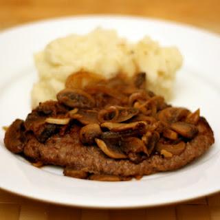 Cube Steak Salisbury Recipes