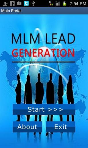 Generate Leads 4 Visalus Biz
