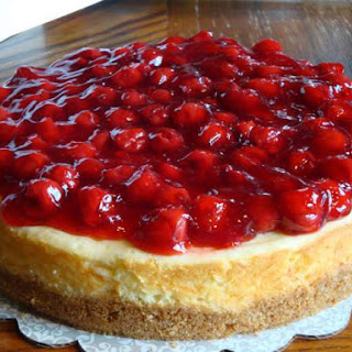 How to Prepare Home-made Delicious Cherry Cheese Cake