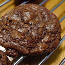 Heart Melting Brownie Cookies