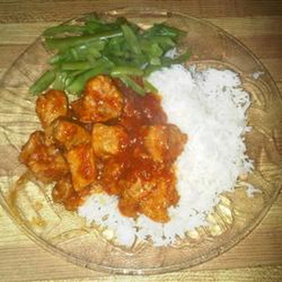 Easy Slow Cooker Sweet and Sour Pork Chops