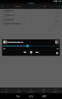 Screenshot of WavPlayer