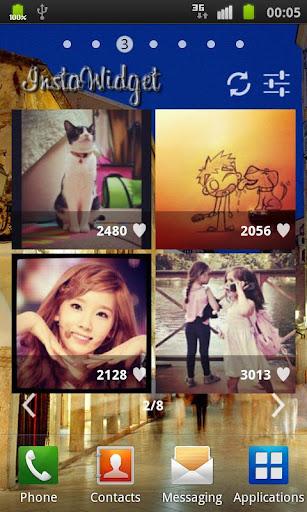 Instagram Widget InstaWidget