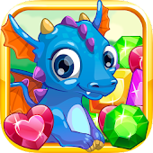 3 Candy: Gems and Dragons APK for Bluestacks