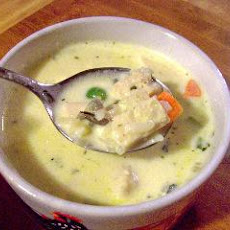 Outstanding Chicken and Wild Rice Soup