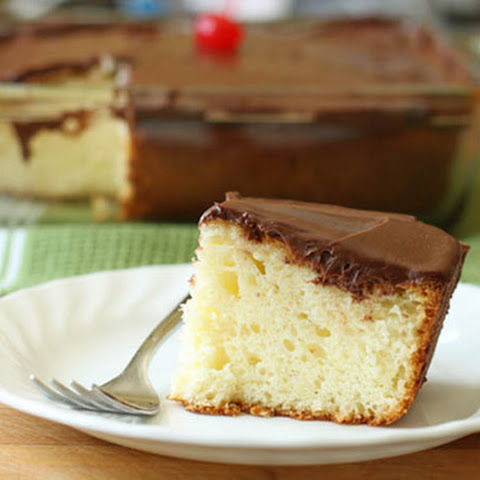 Gluten-Free Single-Layer Yellow Cake