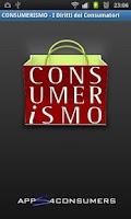 Screenshot of Consumerism