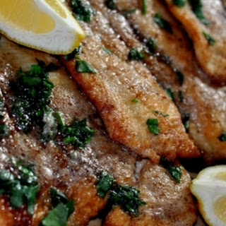 Fish A La Meuniere Recipes
