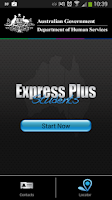 Screenshot of Express Plus Students