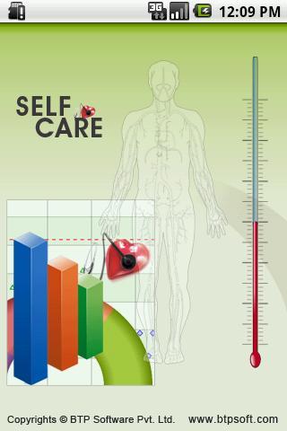 Selfcare - BMI BP Glucose etc.