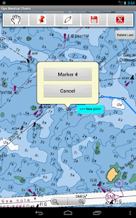Marine Navigation -New Zealand - screenshot